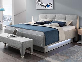 polsterbetten ruf betten. Black Bedroom Furniture Sets. Home Design Ideas