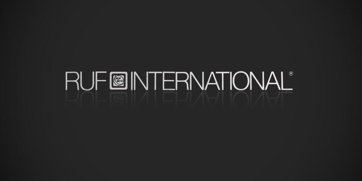 RUF-Bett International.