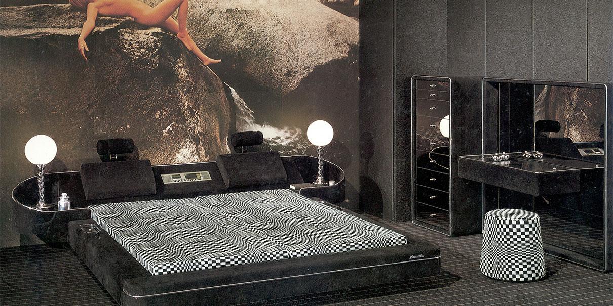 Das JET-Bett von RUF.
