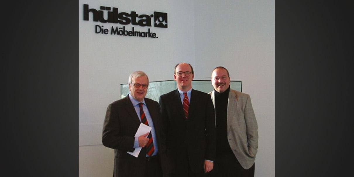 Hüls-Unternehmensgruppe.