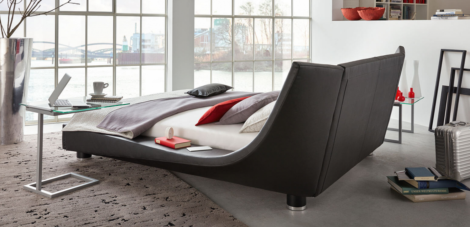 square studio in a modern apartment cocoon is paris compact nathalie gets urban that meter eldan renovation bed