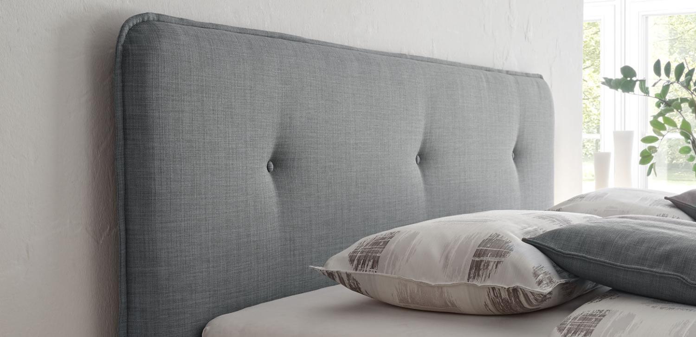 Vitessa Ruf Betten Das Boxspringbett Mit Zeitlos Elegantem Kopfteil