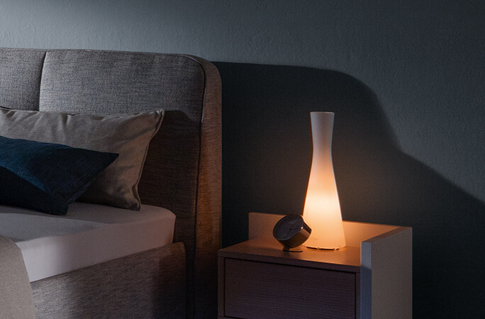 Ruf Nachtischlampe Vinola 01.
