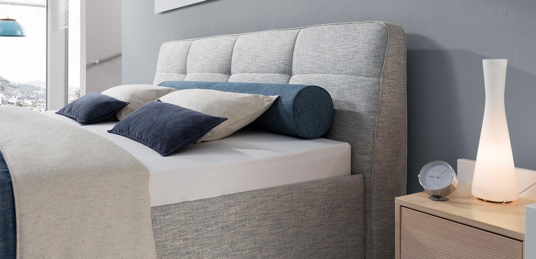composium ktq ruf betten komfort ins rechte licht ger ckt. Black Bedroom Furniture Sets. Home Design Ideas