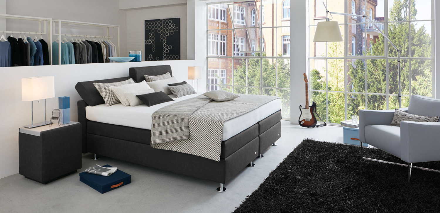veronesse kt vi ruf betten der elegante weg zur entspannung. Black Bedroom Furniture Sets. Home Design Ideas