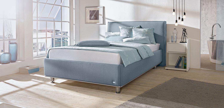 casa kt bf ruf betten handwerkliche verarbeitungskunst de luxe. Black Bedroom Furniture Sets. Home Design Ideas