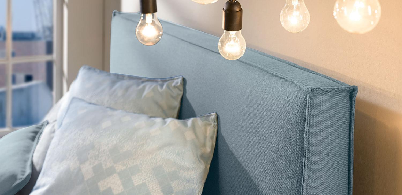 CASA KT-BF - RUF|Betten - handwerkliche Verarbeitungskunst de luxe