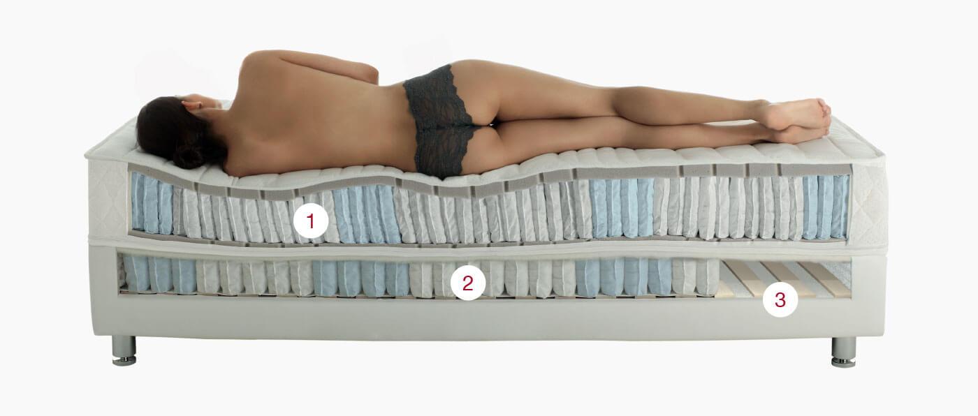 Komfort-ALX-FK Querschnitt Model BF2