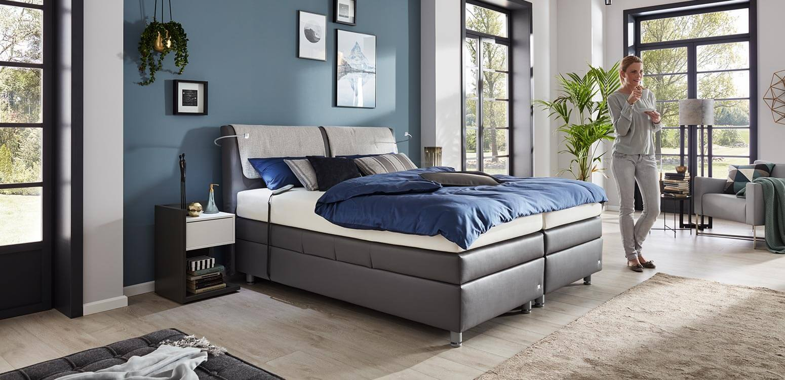 RUF|Betten Original Boxspring VERONESSE KTS