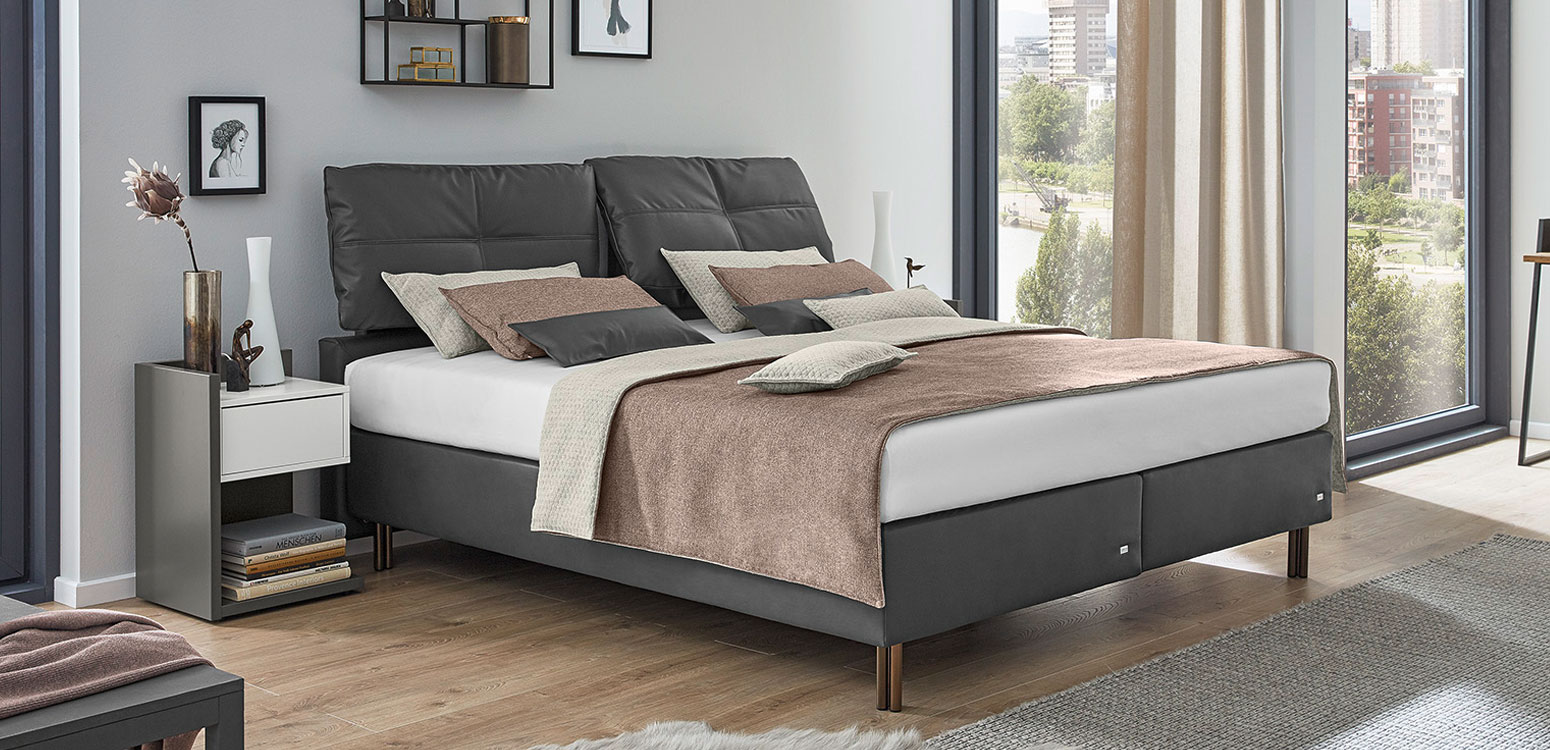 Picture of: Box Spring Beds Ruf Betten