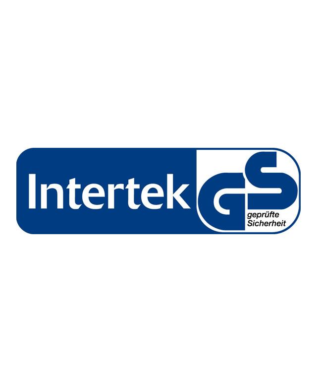 Gütesiegel Intertek geprüfte Sicherheit