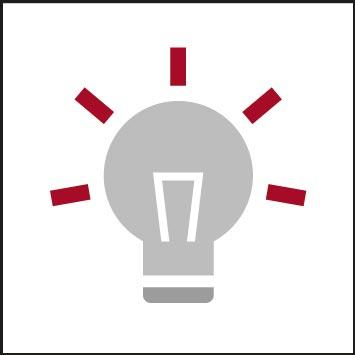 Beleuchtung integriert / optional